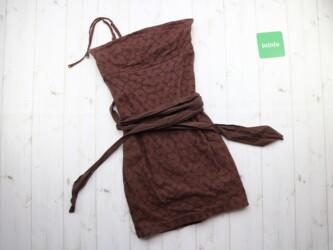 Нарядное женское кружевное платье КООКАЇ,р.XS Длина: 65 см Пог: 32 см