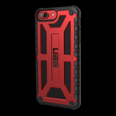 Продаю противоударный чехол UAg Monarch Crimson Red для iPhone 8