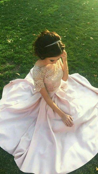 продам или сдам на прокат красивое вечернее платье 42размер. французск в Бишкек