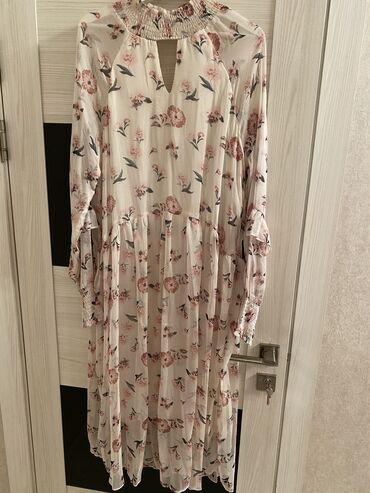 Продаю нежное и красивое платье размера М/L фирмы YAS