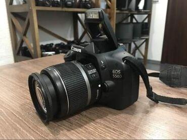 Fotoaparatlar Azərbaycanda: Fotoaparat Canon 550DSadəcə fokusunda kiçik problem var. Yeni kimidir