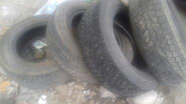 продаю шины 235 65 17 зимный в Бишкек