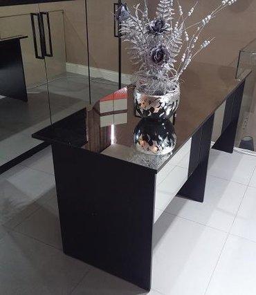 Зеркальный стол - удивительная магия в Бишкек