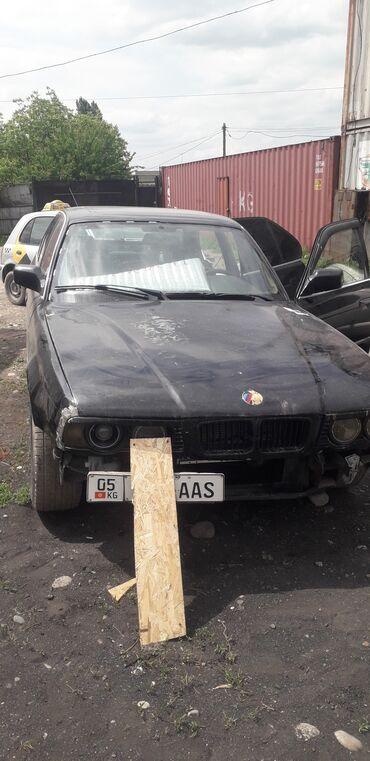 бмв 525 2004 в Кыргызстан: BMW 525 2.5 л. 1991 | 111111 км