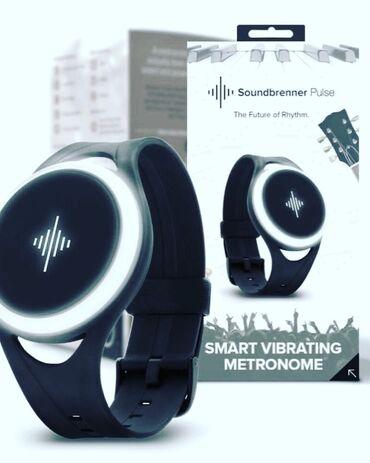 Другие музыкальные инструменты в Кыргызстан: Вибро метроном Soundbrenner Pulse для музыкантов