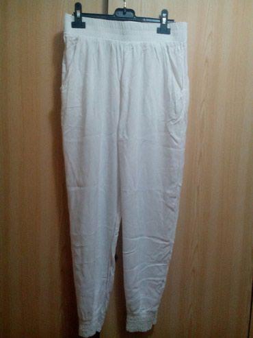 Pantalone letnje, model poput šalvara čuvenih. Nisu oštećene. Vrlo - Belgrade