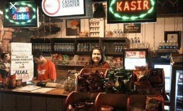 Bakı şəhərində Ailevi restorana kassir xanım ve bey teleb olunur. İş qrafikiniz 2