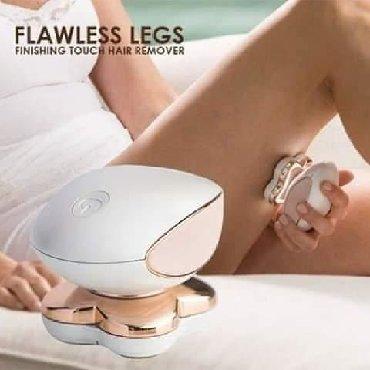 Ostalo | Majdanpek: Flawless legs CENA 1800. Sadrži 4 rotirajuće glave sa pozlatom od 18k