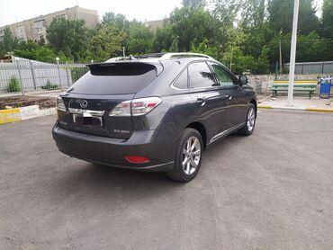 реставрация сиденья авто в Кыргызстан: Lexus RX 3.5 л. 2009
