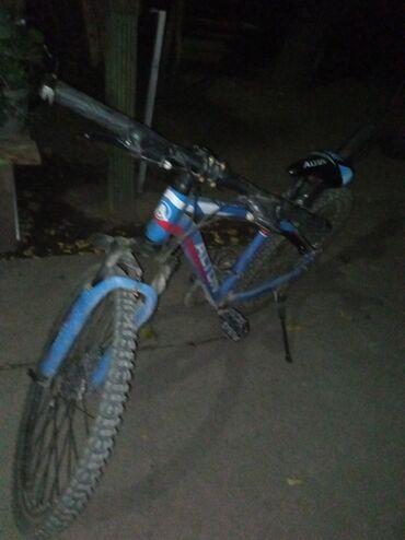 жилые вагончики бу в Кыргызстан: Продаю велосипед 5000сом!!!(бу )меньше не просить! Самовывоз!  Размер