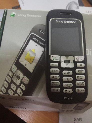 sony ericsson xperia x1 в Кыргызстан: Эриксон. J220i новый телефон привозные. Полный комплект .3000 т состоя