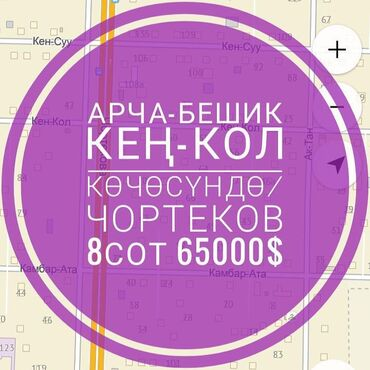 строительство в Кыргызстан: Продам 8 соток Строительство