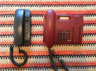 Стационарные телефоны, 2 штуки. Цена договорная  в Кочкор