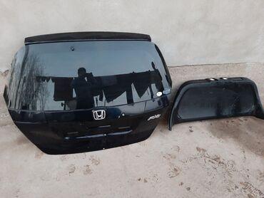 Хонда фит радной багажник, со стеклом целое, есть мятина на фото
