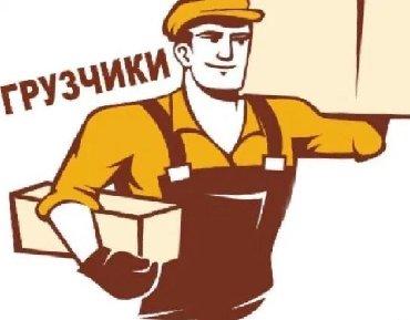 Услуги грузчикoв, разнорабочих -подъём/спуск стройматериалов Демонтажн