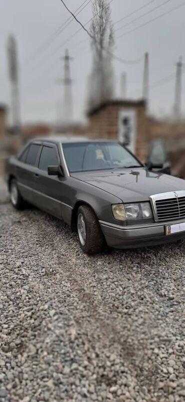 Mercedes-Benz W124 2.2 л. 1993 | 100000 км