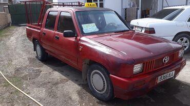 Toyota Hi-Lux 2.4 л. 1991 | 999999999 км