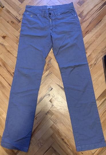 Muške Pantalone | Cacak: Zip Usually-Made in Italy-Odlicne muske pantalone Slim Fit brojevi