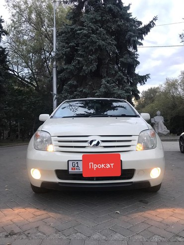 пропись 1 в Кыргызстан: Сдаю в аренду: Легковое авто | Toyota