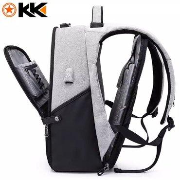 рюкзаки в Кыргызстан: Рюкзак антиворОригинал  Рюкзак Антивор Kaka,оригинал Продвинутый рюк