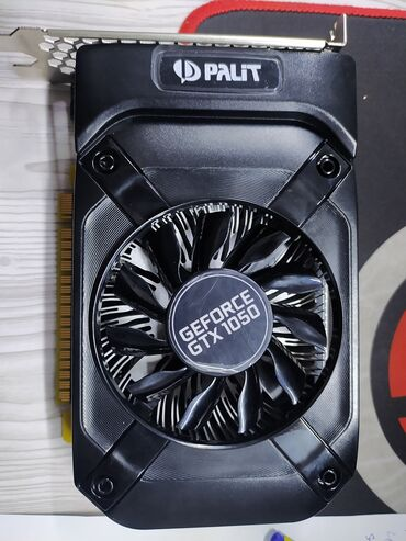 Gtx1050 2Gb StormX Состояние нового