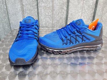 Nike air max 2018-plavo-crne-prelepe-made in vietnam! 41-46! Nike - Nis - slika 6