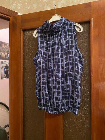 Блузка размер 42 Турция, шифон, в отличном состоянии, одевала