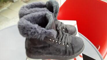 Dečija odeća i obuća - Cacak: Cizmice br36.obuvene 2 puta.nove mogu slobodno reci.tople nalozene