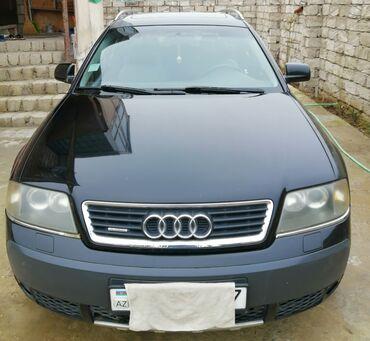 audi 80 1 8 quattro - Azərbaycan: Audi A6 Allroad Quattro 2.7 l. 2002 | 200000 km