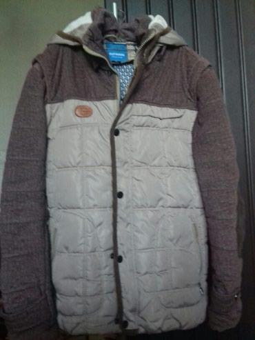 Bakı şəhərində Куртка на мальчика б.у в отличном