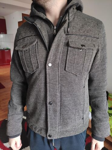 Majica muska adidas - Srbija: Muska zimska jakna__________Muska zimska jakna