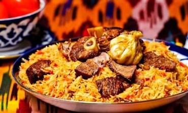 Ищем хорошего повара ПЛОВНИК в в Бишкек