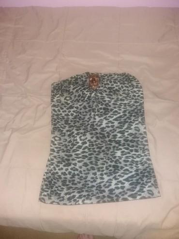 Print-postavljen - Srbija: Majica leopard print velicina uni
