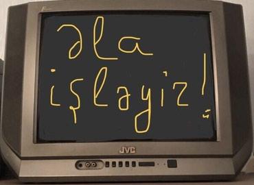 Bakı şəhərində Tecili Jvc 52 / d ,televizor satilir islek veziyyetde di