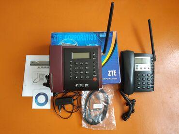 ZTE в Кыргызстан: Продаю два телефона ZTE от Сапаткома, 500 сом за два телефона