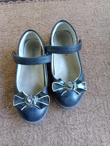 женские туфли кожа в Кыргызстан: Продаю туфли, в школу, размер 29,удобные, мягкие, кожа