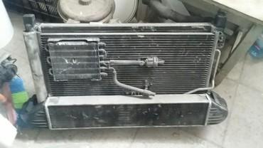 capsella perde - Azərbaycan: W203 2.2.cdi mersedesin su radiatoru kondisioner intelkuller.peri