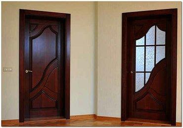 Устаовка межкомнатных дверей. Быстро в Сокулук
