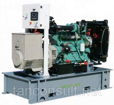 Генераторная установка CUMMINS 1-50 Гц в Бишкек
