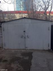 сдам гараж в Азербайджан: Sumqyitda sulh kuc. 36ci mehelle 2ci binanin qarsisinda demir qaraj