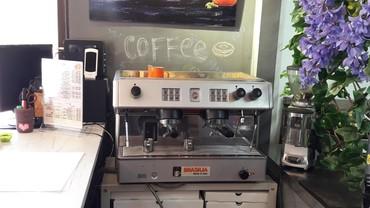 Электроника - Кыргызстан: Продаю кофемашину вместе с кофемолкой Небольшой Торг уместен
