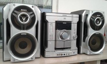 Продаю музыкальный цетр AUX подкл. телефон телевизор и т. д. в Бишкек