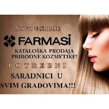 Besplatno uclanjenje FARMASI kozmetika vrhunskog kvaliteta