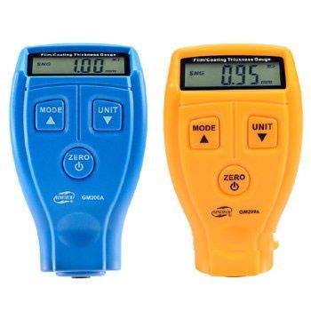Толщиномер лакокрасочных покрытий Benetech GM200 и GM200AПортативный