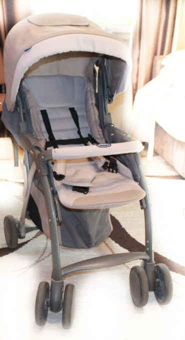 Продам детскую коляску Chicco Simplicity в Бишкек