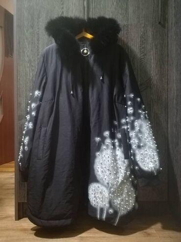 Куртка зимняя, размер 66-62, производства Турция торг возможен