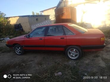 Audi a3 1 8 tfsi - Srbija: Audi 100 2 l. 1989