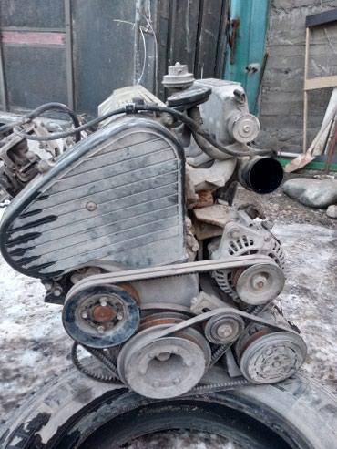 автобазар ниссан в Кыргызстан: На Ниссан Патрол у61 1998. двигатель дизельный. На запчасти. Есть бло