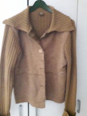 Beli djemper - Srbija: Djemper-jakna