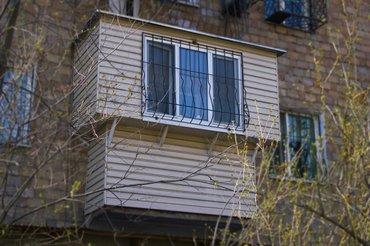 Мир балконов - это сервис по утеплению в Бишкек - фото 9